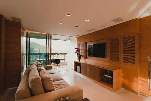 Making Your Living Room Soothing and Warm