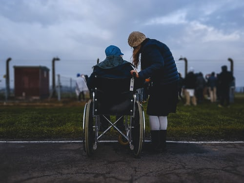 Counselling to deal with disabilities caused by accidents