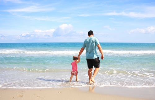 Creative and fresh ideas for dad-child dates