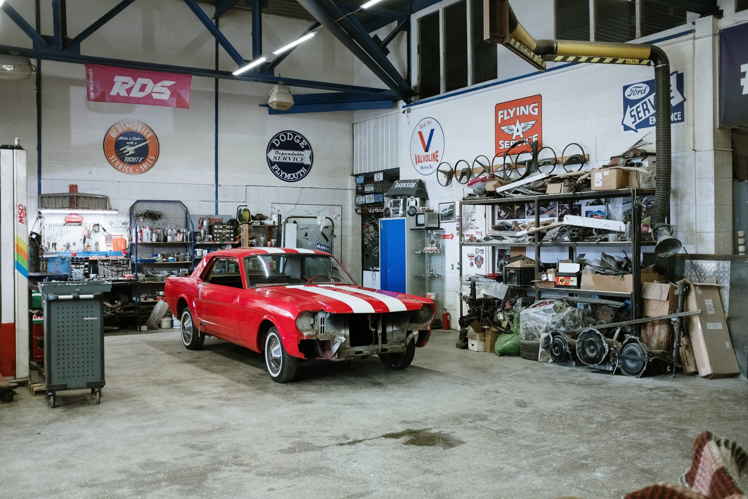 Things Every Garage Should Have: Even Yours