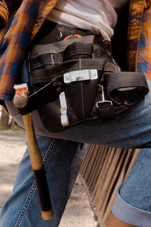 Everything you need to know about using a tool belt suspender