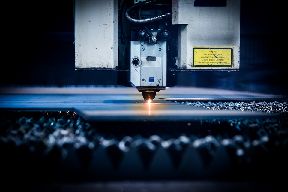 Uses of Laser Cutting in the Industry