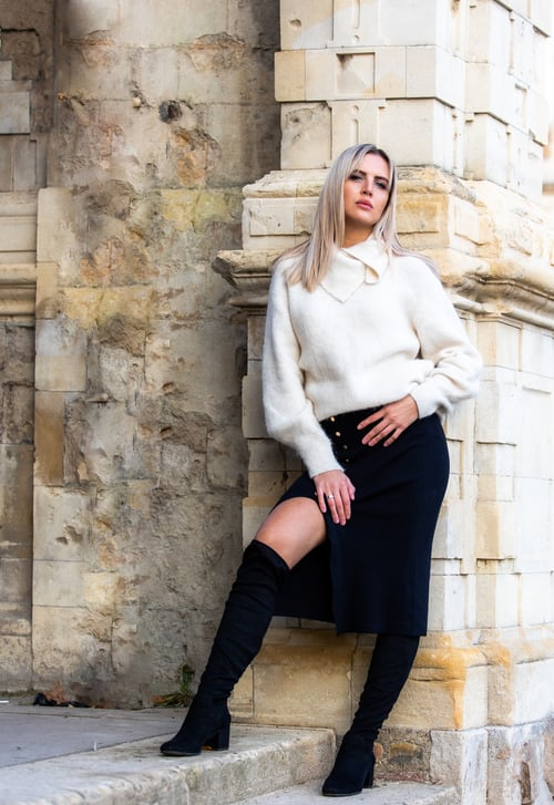 How to dress like a fashionista during the winter: three tips to follow
